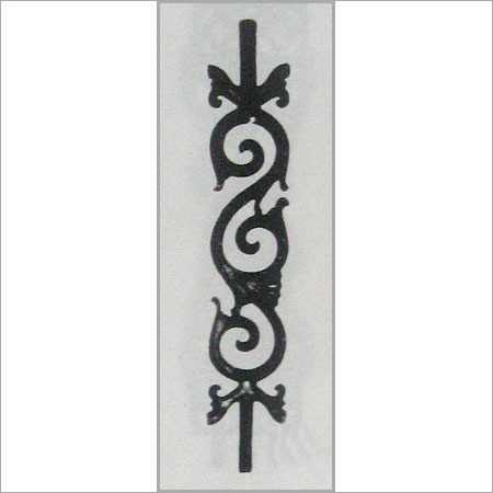 Cast Iron Railing Accessories