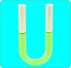 Absorption U Tube Plain