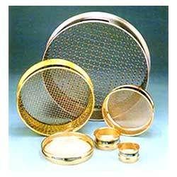 Jayant Test Sieves Brass & SS