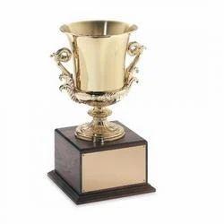 brass award cups