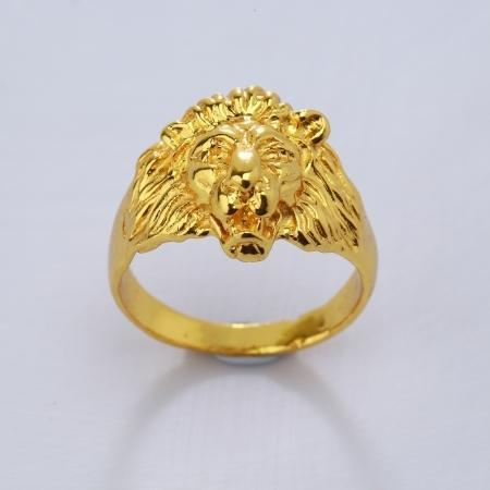 Gold Jewellery 1 Gram Gold Rings Retailer from New Delhi