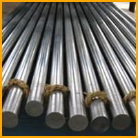 15NICR6 Peeled & Ground Steel Round Bars