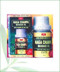 Naga Champa Massage Oil
