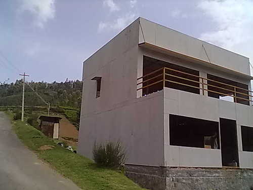 Low cost houses u r solutions k4 home zone for Prefab basement walls cost