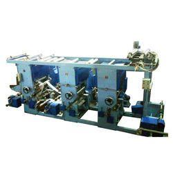 Light Duty Rotogravure Printing Machine