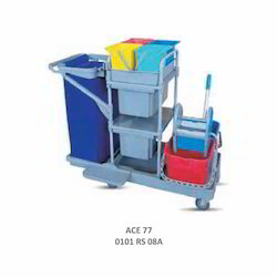 Ace 77 Mopping Trolley