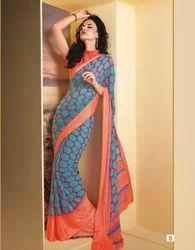 Ethnic Wear Printed Designer Sarees