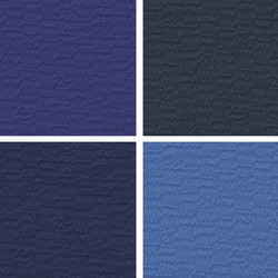 Blue Colored Artificial Leather Cloth