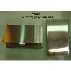 Steel Card Holder