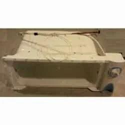 Industrial Roll Bond Evaporator