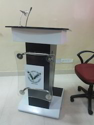designer lecture stand