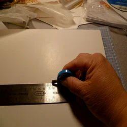 Steel Letter Board