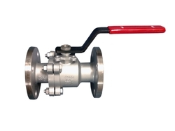 Fire Safe Hand Lever Ball Valve