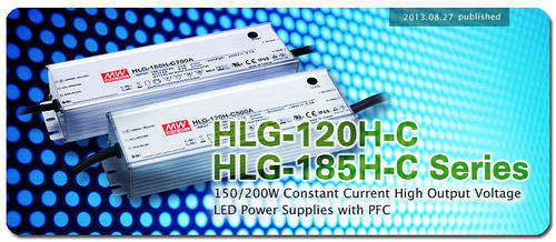 Meanwell HLG Series LED Driver