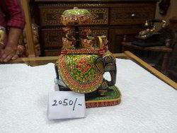 Wooden Painted Ambabaari