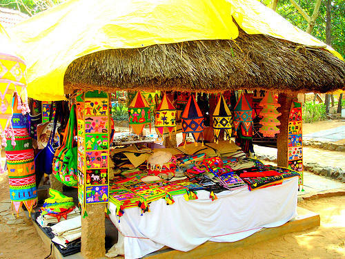 Dakshinachitra Crafts Village Tamilnadu Keralatours