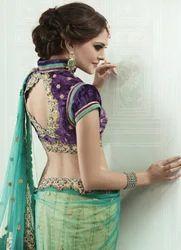 Hand Work Embroidery Designer Sarees