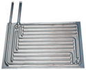Plate Coil Immersion Heat Exchanger