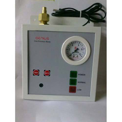 Single Gas Line Pressure Alarm