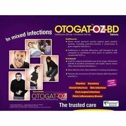 Gatfloxacin 200 Mg Ornidazole 500 Mg
