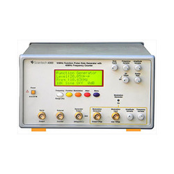 Data Generator With Frequency Counter