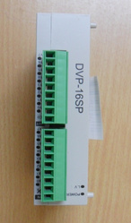 DVP16SP11R Digital Extension Unit (PLC)