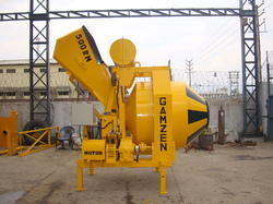500 RM Mini Mobile Batching Plant
