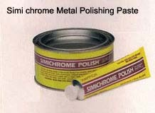 simichrome metal polishing paste