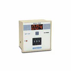 Digital Resettable Timer (Fix Range)