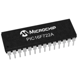 PIC16F722A-I/SP - PIC Microcontroller