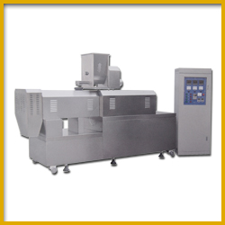 Continuous Fryer for Corn Chips Production