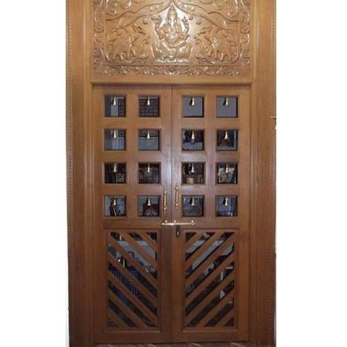 1000 images about pooja room on pinterest - Pooja room door designs in kerala ...