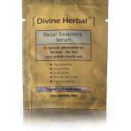 divine herbal facial treatment serum