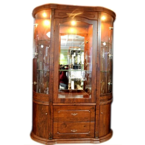Crockery Cabinets Wooden Crockery Cabinets Manufacturer from Hyderabad