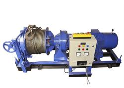 Electrical Winch Machines