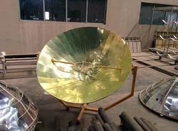 Solar Cooker Parabolic Type 1.2 Mts Dish
