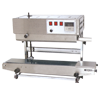 Automatic Vertical Table Top Conveyorised Band Sealing Machine