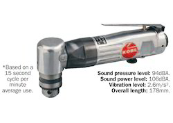 Reversible Angle Drill