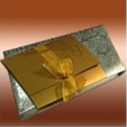 Wedding Invitation Gift Chocolate