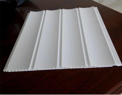 PVC False Ceiling - PVC Panel Wooden Finish Manufacturer ...