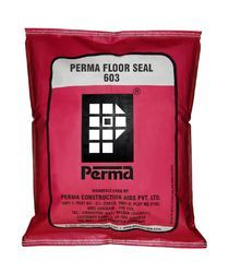 Concrete Floor Dust Proofer