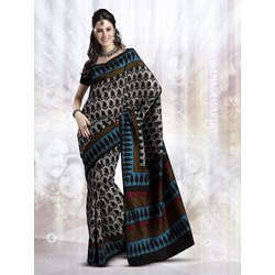 Soft Art Silk Printed Sarees
