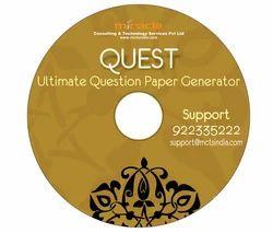 Quest ( Question Paper Generator )