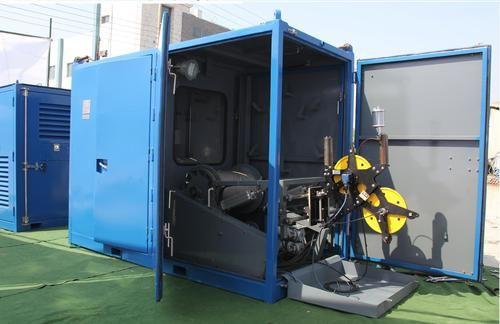 Wireline Winch Units Heavy Duty Wireline Unit