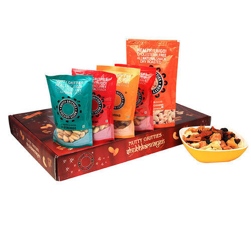 Delux - Dry Fruits Gift Box