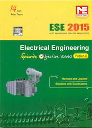 ESE 2015 Electrical Engineering Topicwise Objective Solved Paper II