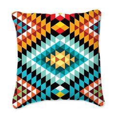 multi colour digital printed cushion