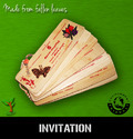 Biodegradable Invitations