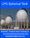 LPG Spherical Tank