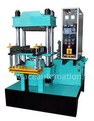 Up Stroke Rubber Moulding Press